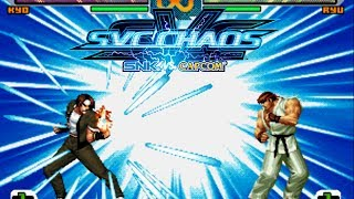 SNK VS CAPCOM CHAOS EXCEED Thumbnail