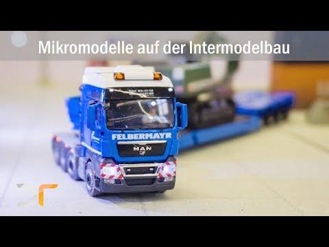 Intermodellbau - Mikromodelle in Aktion Teil 1 | RC 1:87