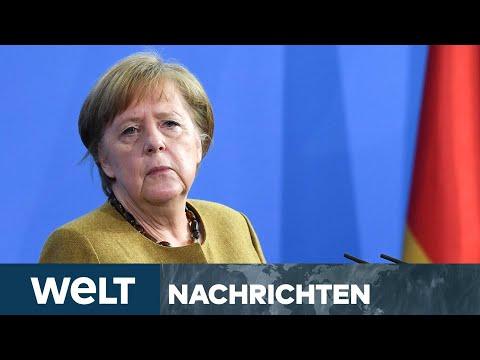 BUNDESWEITE NOTBREMSE WEGEN CORONA: Kanzlerin Merkel bekommt heftigen Gegenwind   WELT Newsstream