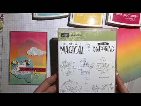 Facebook Thursday - Rainbow Unicorn -Magical Day