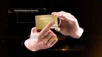 Visa Gold Card Benefits
