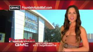 Fountain Buick GMC Orlando