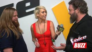 The Voice Backstage Exclusive Week 2 Live Show | TEAM BLAKE
