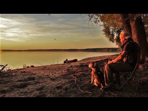 Рыбалка с Ночёвкой