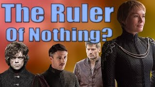 Season 7 Predictions: Cersei The Ruler of.. Nothing? *Game of Thrones*