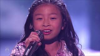 Celine Tam: Simon Cowell Says His Son Eric Will LOVE This Performance! America's Got Talent 2017