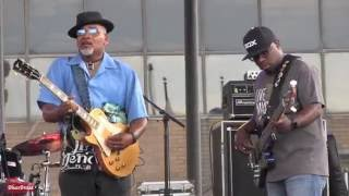 TORONZO CANNON • Everybody Knows About My Good Thing • NY State Blues Fest. 7-9-16