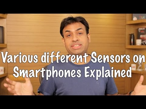 Various Sensors On Smartphones & What You Should Know?