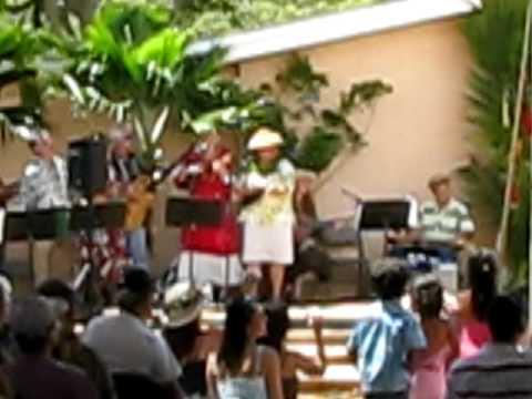 May Day in Hawaii 2009, Honolulu Waldorf School, Hawai`i Aloha