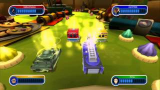 Toybox Turbos Online Multiplayer Matches