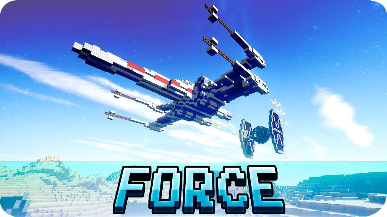 Star Wars Battle Creation Map for Minecraft PE