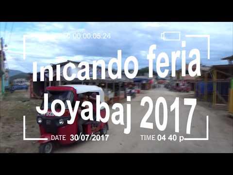 Feria Joyabaj 2017 HD 1080p