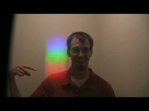 How to build your own: CD Spectroscope
