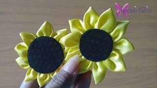 Punya banyak kain perca? jangan dibuang dulu ! yuk manfaatkan perca tersebut untuk membuat bunga matahari. dan pada video ini menjelaskan tentang cara m...