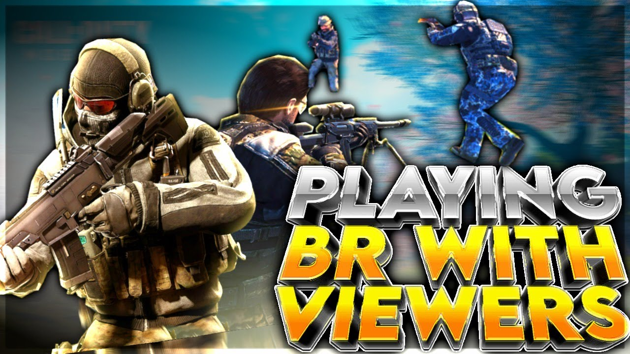 battle royale with viewers in COD Mobile
