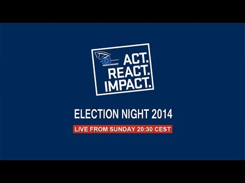 European election night - as it happened