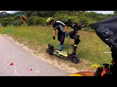 DUALTRON ULTRA 2018 : Don't miss my video ( Electric Scooter Malaysia )