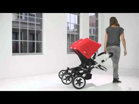 Dannenfelser Kindermöbel GmbH | Kinderwagen BUGABOO DONKEY DUO Zweirädrige Nutzung