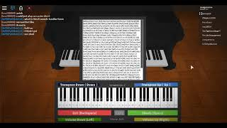 เล่นroblox piano Doki Doki Literature Club Your Reality