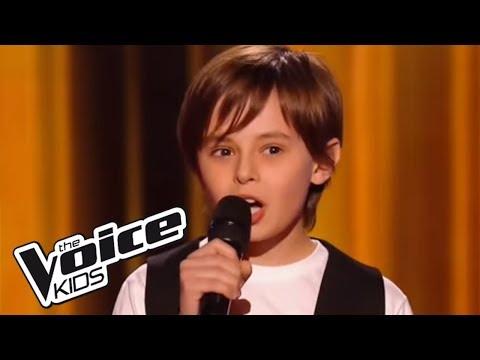 Je veux - Zaz   Nans   The Voice Kids 2016   Blind Audition