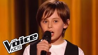 Repeat youtube video The Voice Kids 2016 | Nans – Je veux (Zaz) | Blind Audition
