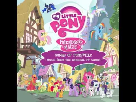 MLP: FiM Songs of Ponyville [Album] (A True, True Friend)