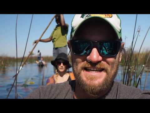 Daily Africa Update #2 by DangeRoss & the Beamers: Okavango Delta, Botswana