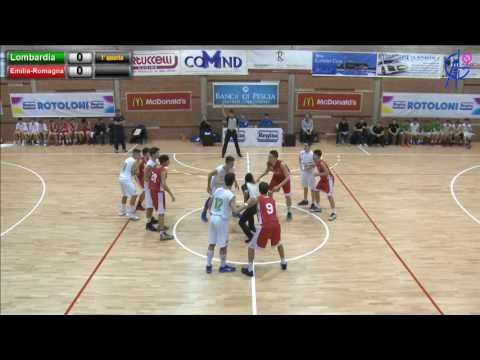 LudecCup 2016 Lombardia - Emilia-Romagna