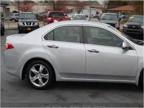 Maryville Auto Sales >> 2012 Acura TSX Used Cars Maryville TN - YouTube