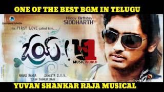 Download Hindi Video Songs - Telugu best heart touching bgm   Yuvan Shankar Raja     Yuvan Music World  