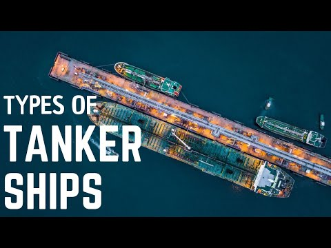 Types of Tanker Ships #tankers #ship