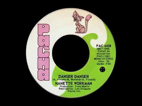 Nanette Workman  Danser danser  1975