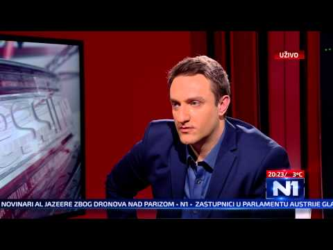 N1 Pressing: Nele Karajlić (25.02.2015.) from YouTube · Duration:  1 hour 21 seconds