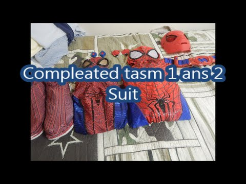 Compleated Tasm 1+2 suit