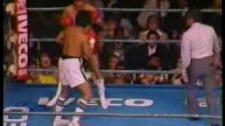 Roberto Duran vs Pipino Cuevas Part 2