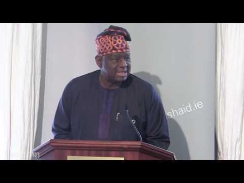 Dr. Babatunde Osotimehin - Advancing Women and Girls' Health and Rights in the New Development Era