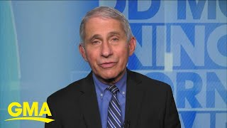 Dr. Fauci talks increase in US coronavirus cases l GMA