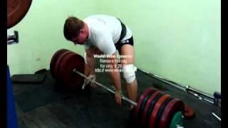 Konstantin Pozdeev preparation to BATTLE of CHAMPIONS 2011