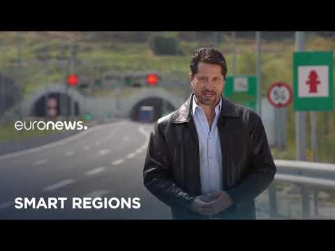 Smart Regions: Tempi tunnels (Greece) - trailer