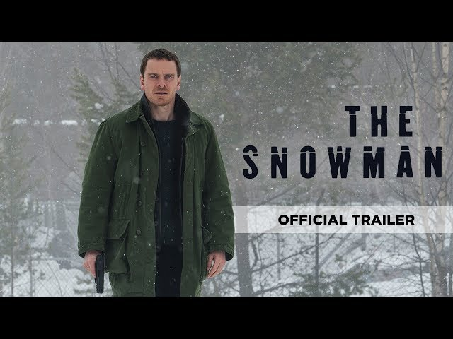 The Snowman - In Theaters October 20 - Official Trailer (HD)