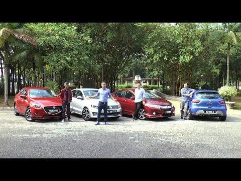 CarSifu: Compact car shootout 2016