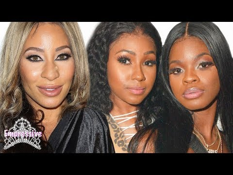 Shay Diddy - Hazel E Blast City Girls For Stealing Her Song... Yung Miami Claps Back!