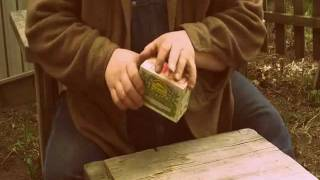 Grannys Tea Box ~ The Rod ~ Puzzle Box Solution