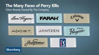 Fashion: Who's a Perry Ellis Man?