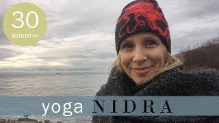 Yoga Nidra Ocean Meditation: Replenish Your Depths | Yoga with Melissa 463
