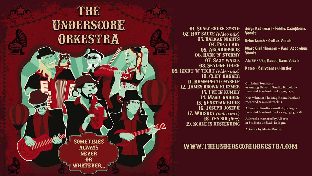 Magic Garden The Underscore Orkestra Youtube
