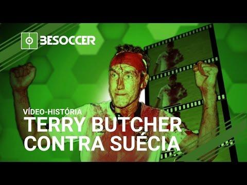 TERRY BUTCHER CONTRA SUÉCIA