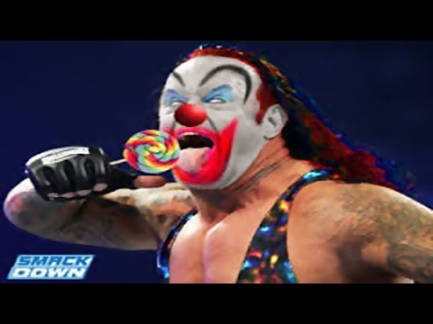 WWE's Most Famous Clowns!  Doink, John Cena, Undertaker, Kane