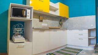 Купить Желтую Кухню на Заказ в Ярославле