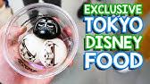 Exclusive Tokyo Disney Food | Tokyo Disneyland 35th Anniversary